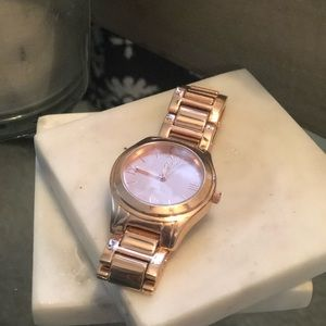 Charming Charlie Watch / Rose Gold